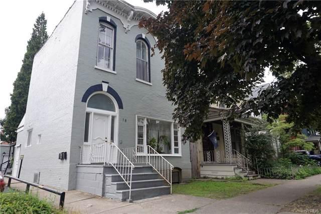18 N Pearl Street, Buffalo, NY 14202 (MLS #B1241713) :: MyTown Realty