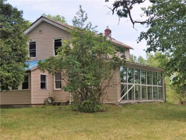 3285 Bronson Hill Road, Livonia, NY 14487 (MLS #B1241794) :: MyTown Realty