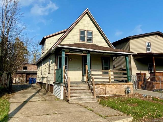 108 Esser Avenue, Buffalo, NY 14207 (MLS #B1241810) :: BridgeView Real Estate Services