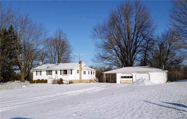 11863 Fletcher Chapel Road, Shelby, NY 14103 (MLS #B1241828) :: Robert PiazzaPalotto Sold Team