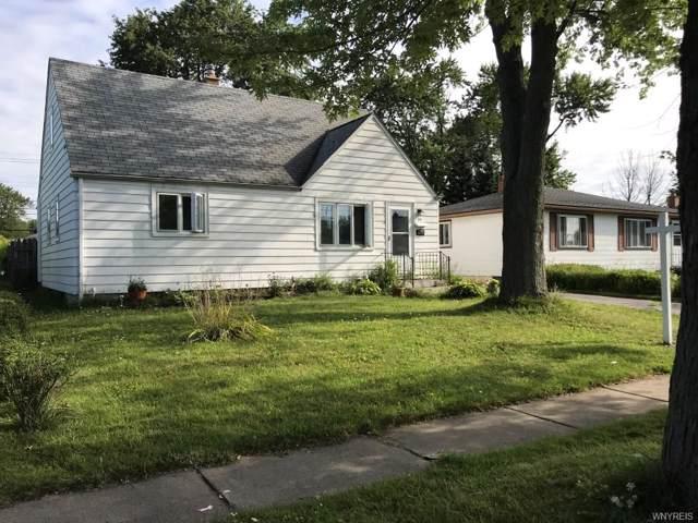 24 Sandra Drive, Cheektowaga, NY 14225 (MLS #B1241893) :: The CJ Lore Team   RE/MAX Hometown Choice