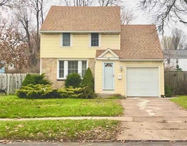 48 Cleveland Drive, Cheektowaga, NY 14215 (MLS #B1241897) :: BridgeView Real Estate Services