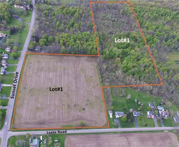 lot 1 V/L Leete Road, Lockport-Town, NY 14094 (MLS #B1241958) :: MyTown Realty