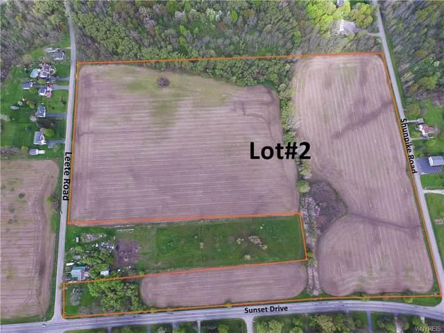 lot 2 V/L Leete Road N, Lockport-Town, NY 14094 (MLS #B1241959) :: MyTown Realty