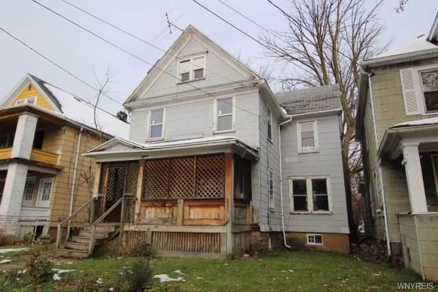 1706 Whitney Avenue, Niagara Falls, NY 14301 (MLS #B1241969) :: MyTown Realty