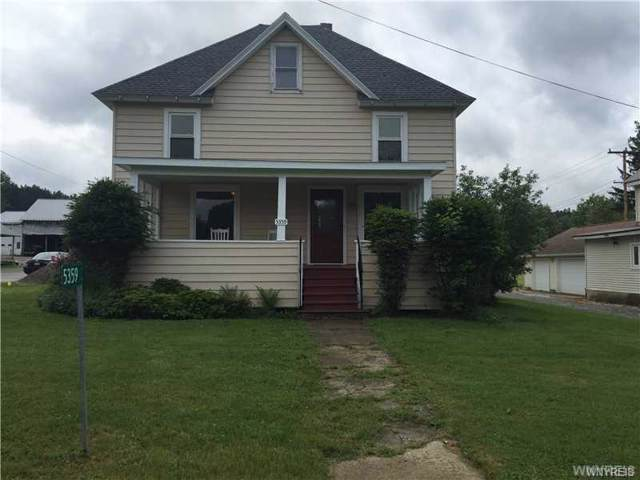 5359 Depot Street, Ashford, NY 14171 (MLS #B1241974) :: 716 Realty Group