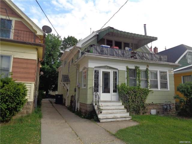 481 Highgate Avenue, Buffalo, NY 14215 (MLS #B1242223) :: 716 Realty Group