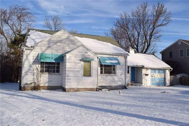 164 Woodland Drive, Tonawanda-Town, NY 14223 (MLS #B1242277) :: 716 Realty Group