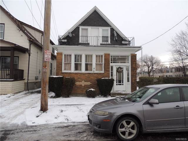 153 Hagen Street, Buffalo, NY 14215 (MLS #B1242380) :: 716 Realty Group