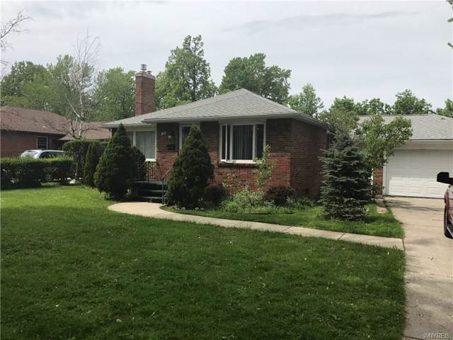 39 Pierpont Avenue, Amherst, NY 14221 (MLS #B1242409) :: 716 Realty Group