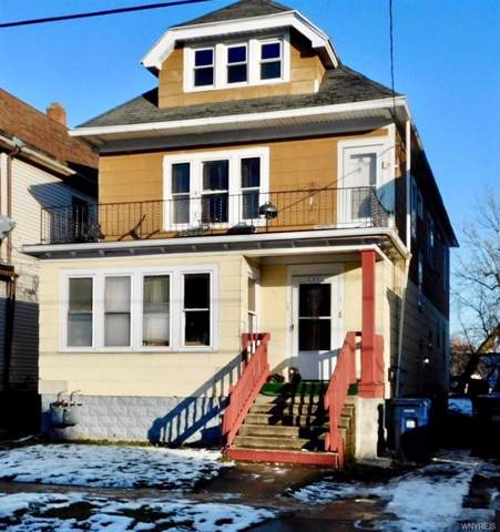 231 Cambridge Avenue, Buffalo, NY 14215 (MLS #B1243278) :: Robert PiazzaPalotto Sold Team