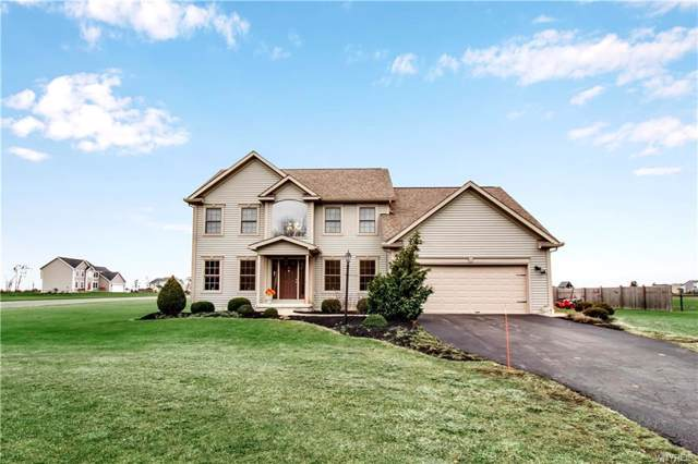 11872 Stage Road, Newstead, NY 14001 (MLS #B1243424) :: Robert PiazzaPalotto Sold Team