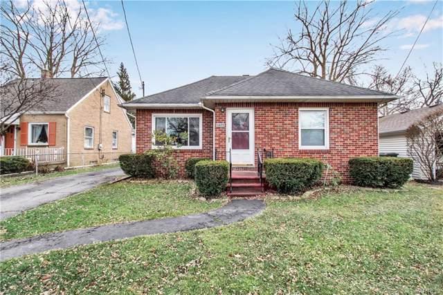 1677 Linden Avenue, North Tonawanda, NY 14120 (MLS #B1244145) :: 716 Realty Group