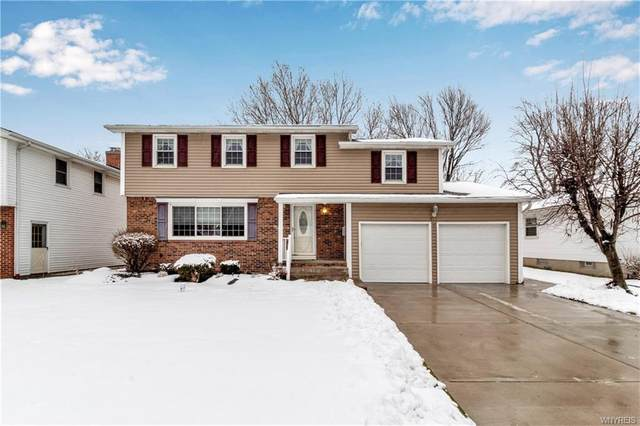 259 Seabrook Drive, Amherst, NY 14221 (MLS #B1244202) :: BridgeView Real Estate Services