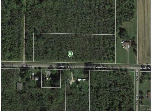 V/L Wheeler Road, Hartland, NY 14067 (MLS #B1244213) :: MyTown Realty