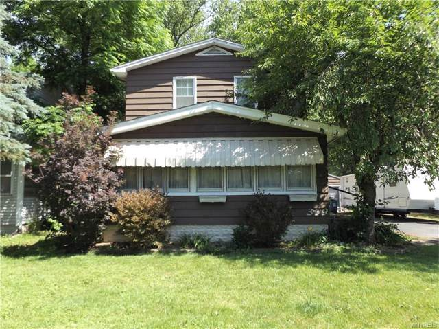 359 Warner Avenue, North Tonawanda, NY 14120 (MLS #B1244428) :: Robert PiazzaPalotto Sold Team