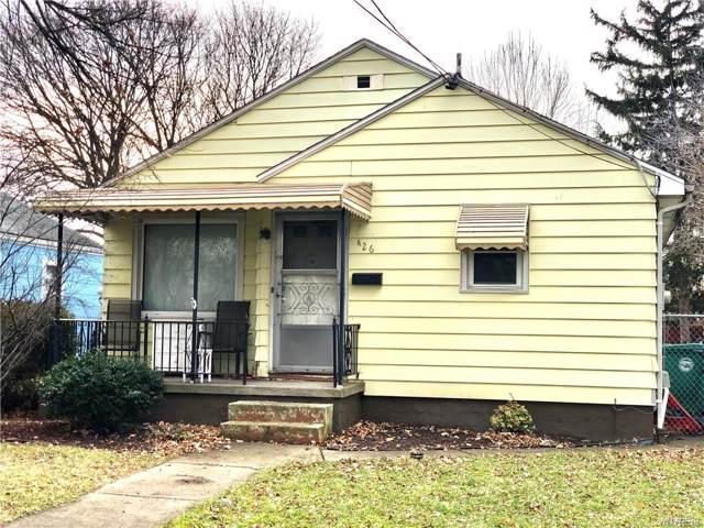 426 74th Street, Niagara Falls, NY 14304 (MLS #B1244522) :: BridgeView Real Estate Services