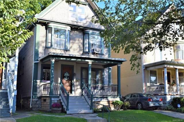 707 Richmond Ave Avenue, Buffalo, NY 14222 (MLS #B1244754) :: MyTown Realty