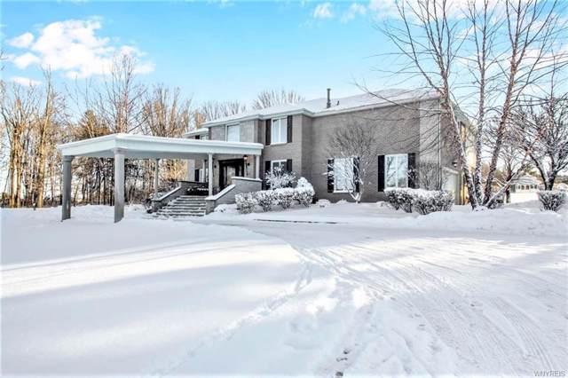 1017 Quaker Road, Aurora, NY 14052 (MLS #B1244781) :: BridgeView Real Estate Services