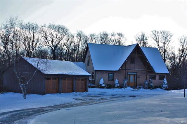 7331 Windsor Road, Mansfield, NY 14731 (MLS #B1244928) :: BridgeView Real Estate Services