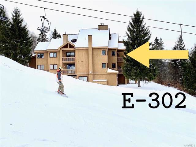 E-302 Snowpine Village, Great Valley, NY 14741 (MLS #B1245020) :: The CJ Lore Team | RE/MAX Hometown Choice