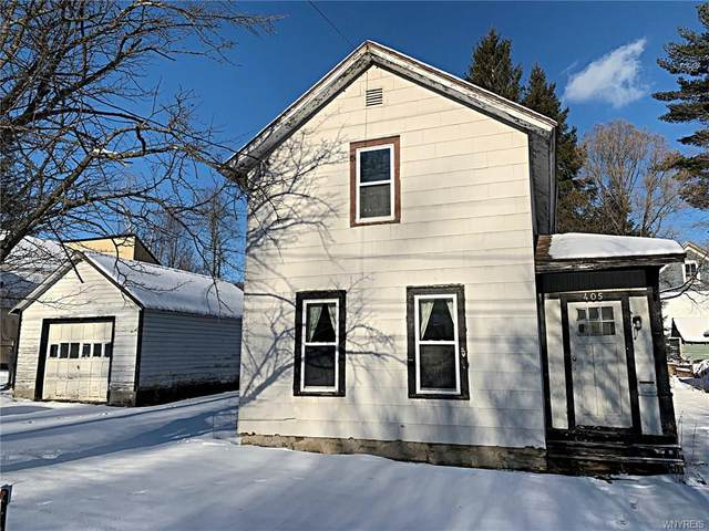 405 Erie Street, Little Valley, NY 14755 (MLS #B1245025) :: BridgeView Real Estate Services