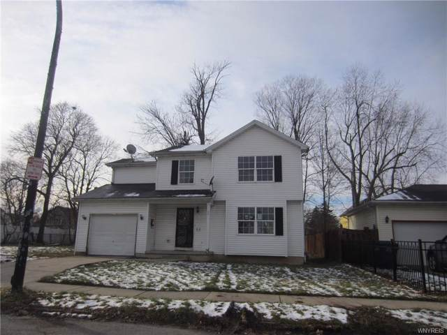 84 Alexander Place, Buffalo, NY 14208 (MLS #B1245081) :: Robert PiazzaPalotto Sold Team