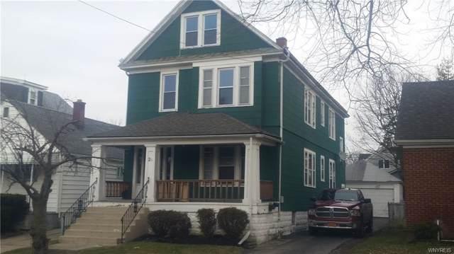 21 Peace Street, Buffalo, NY 14211 (MLS #B1245117) :: MyTown Realty