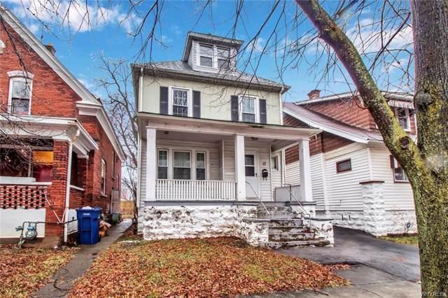 17 Daisy Place, Buffalo, NY 14208 (MLS #B1245599) :: Robert PiazzaPalotto Sold Team