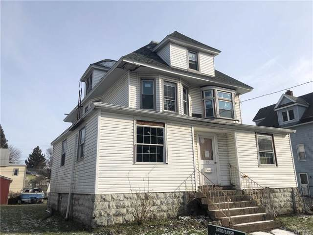 31 Lilac Street, Buffalo, NY 14220 (MLS #B1245746) :: Robert PiazzaPalotto Sold Team