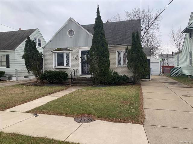 191 Weston Ave, Buffalo, NY 14215 (MLS #B1246029) :: MyTown Realty