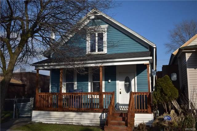 245 Gorton Street, Buffalo, NY 14207 (MLS #B1246258) :: MyTown Realty