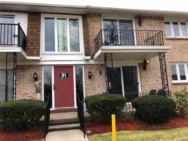 61 Georgian Lane #2, Amherst, NY 14221 (MLS #B1246320) :: The CJ Lore Team   RE/MAX Hometown Choice