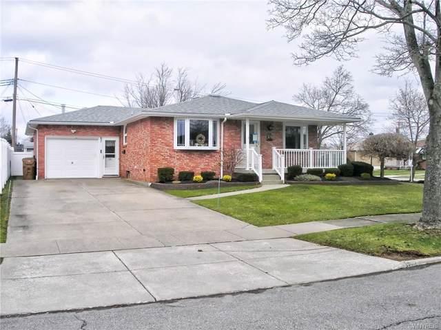87 Suzette Drive, Cheektowaga, NY 14227 (MLS #B1246410) :: MyTown Realty
