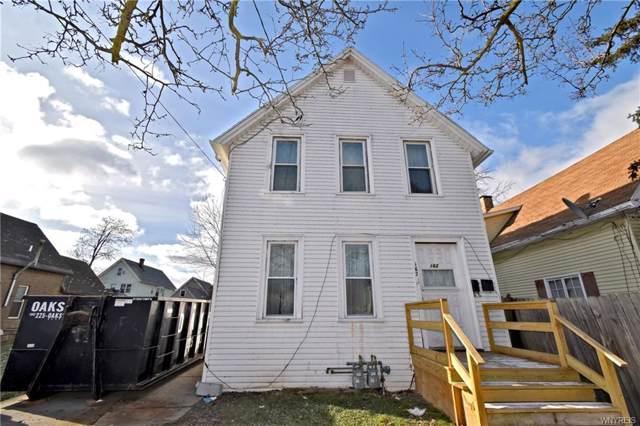 162 Thompson Street, Buffalo, NY 14207 (MLS #B1246762) :: Robert PiazzaPalotto Sold Team