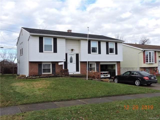 38 Yvette Drive, Cheektowaga, NY 14227 (MLS #B1246829) :: MyTown Realty