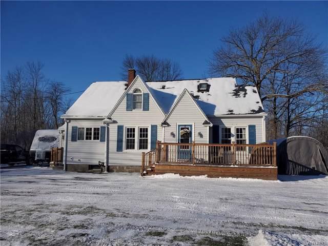 4250 S Gravel Road, Shelby, NY 14103 (MLS #B1246898) :: Updegraff Group
