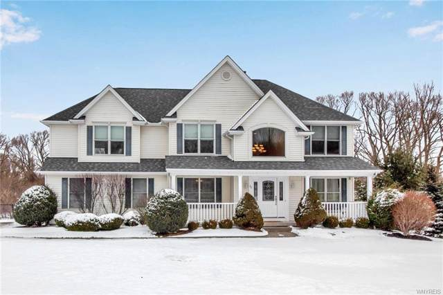 60 Chatham Court, Orchard Park, NY 14127 (MLS #B1247183) :: The Chip Hodgkins Team