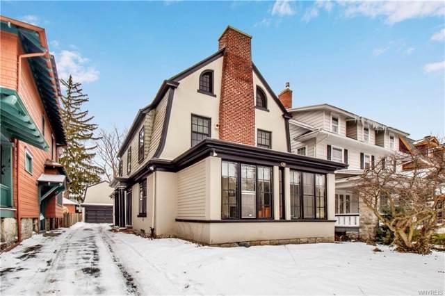 20 Berkley Place, Buffalo, NY 14209 (MLS #B1247378) :: The CJ Lore Team | RE/MAX Hometown Choice