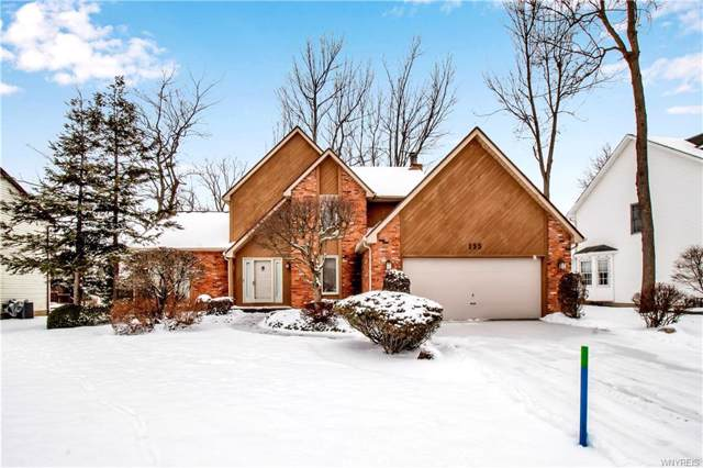 155 Southwedge Drive, Amherst, NY 14068 (MLS #B1247809) :: 716 Realty Group
