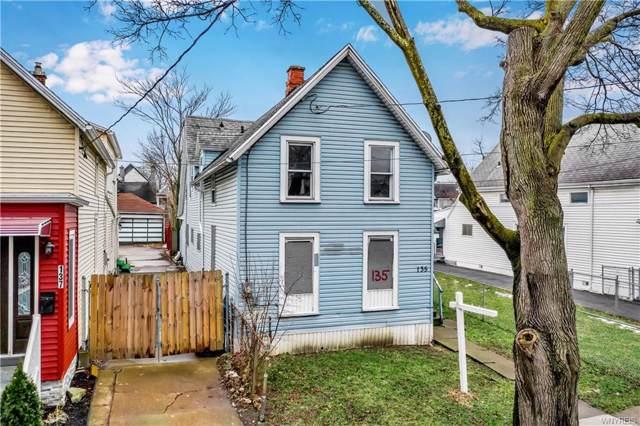 135 Bird Avenue, Buffalo, NY 14213 (MLS #B1248055) :: MyTown Realty