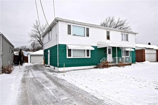 144 Alaska Street, Cheektowaga, NY 14206 (MLS #B1248098) :: Robert PiazzaPalotto Sold Team
