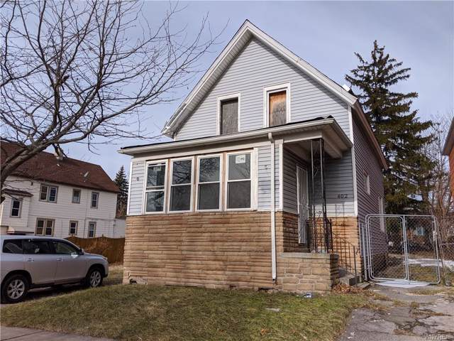 402 Northland Avenue, Buffalo, NY 14208 (MLS #B1248184) :: The CJ Lore Team | RE/MAX Hometown Choice