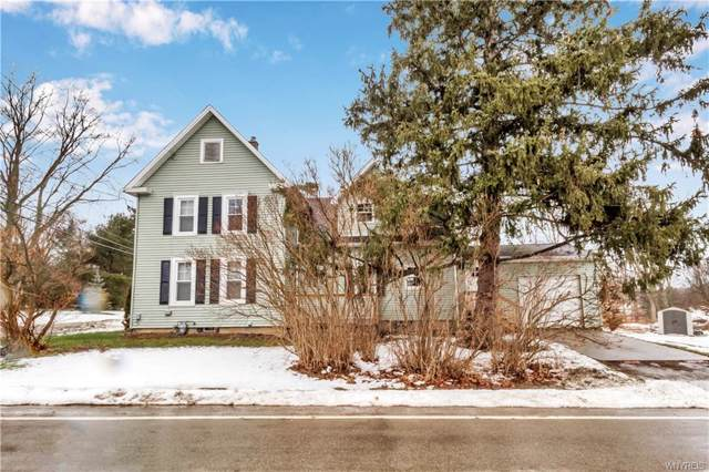 7097 Taylor Road, Boston, NY 14075 (MLS #B1248277) :: BridgeView Real Estate Services