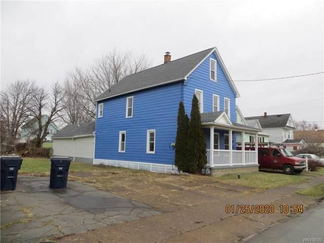 14 Rich Place, Lackawanna, NY 14218 (MLS #B1248278) :: Robert PiazzaPalotto Sold Team