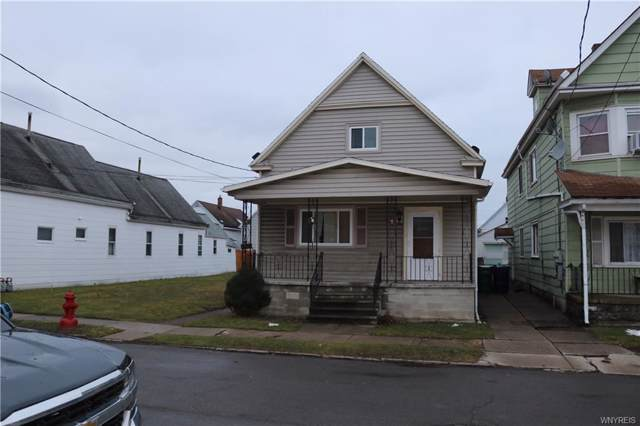 308 Cable Street, Buffalo, NY 14206 (MLS #B1248290) :: Updegraff Group