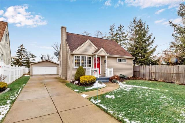 78 Hillcrest Drive, Amherst, NY 14226 (MLS #B1248317) :: The Chip Hodgkins Team