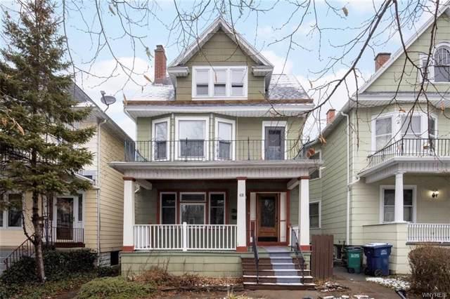418 Potomac Avenue, Buffalo, NY 14213 (MLS #B1248400) :: Robert PiazzaPalotto Sold Team