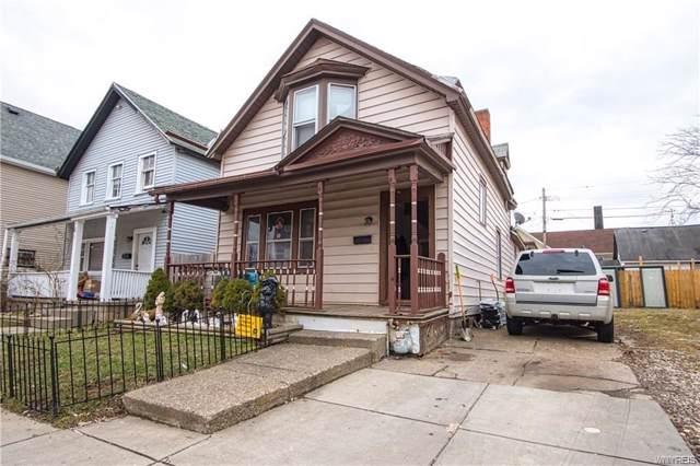 231 Massachusetts Avenue, Buffalo, NY 14213 (MLS #B1248430) :: MyTown Realty