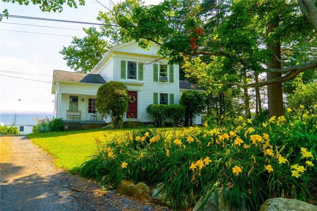 7613 Behm Road, Orchard Park, NY 14170 (MLS #B1248772) :: BridgeView Real Estate Services